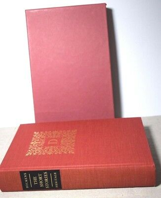 $16.99 • Buy The Short Stories Of Charles Dickens Heritage Club Book Hard Cover Slip Case