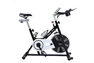Exercise Bike Cardio Cycle Fitness 13kg Fly Wheel  Includes FREE On Line Classes • 209.99£