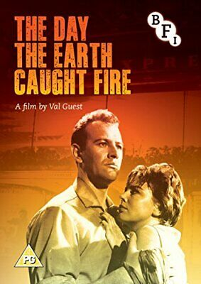 £6.85 • Buy The Day The Earth Caught Fire (DVD) - DVD  MEVG The Cheap Fast Free Post