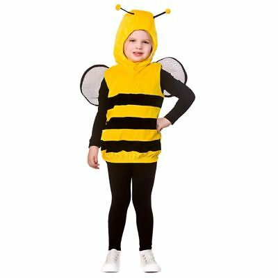 Child Deluxe BUMBLE BEE Fancy Dress Tabard Costume World Book Day Girls Boys Kid • 28.70£