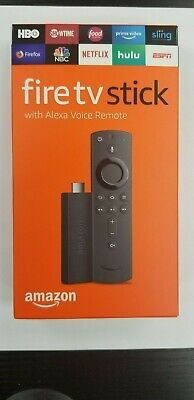 AU616.18 • Buy Amazon Fire TV Stick 2019 HD 2nd/3rd Gen LOT OF 10 W/Alexa Remote - $43 EACH!