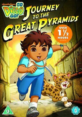 £3.49 • Buy Go Diego Go: Journey To The Great Pyramids [DVD] - DVD  JEVG The Cheap Fast Free