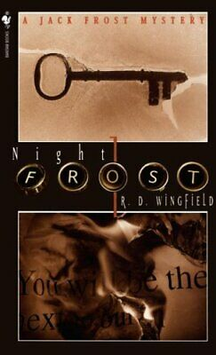 Night Frost (Jack Frost) By Wingfield, R D Book The Cheap Fast Free Post • 15.99£