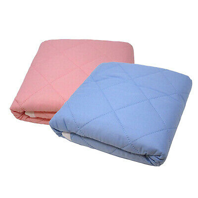 £13.95 • Buy Waterproof Washable Absorbent Incontinence Bed Mattress Protector Pad With Tucks