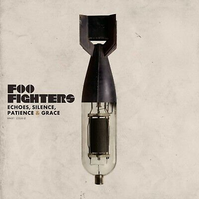 Reproduction  Foo Fighters - Echoes, Silence ,  Album Poster, Size: 16  X 16  • 13.50£