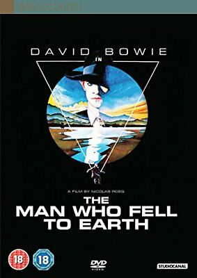 The Man Who Fell To Earth (Digitally Restored) [DVD] [1976] - DVD  XSVG The • 3.94£