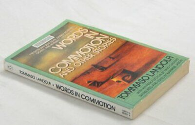 Words In Commotion And Other Stories (King Penguin S.) By Jason Paperback Book • 8.49£