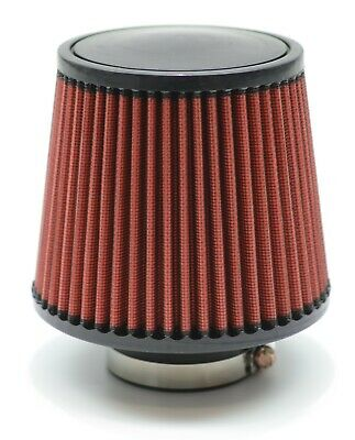 $26.49 • Buy 1320 PERF FAB 3.5  Universal Air Filter Cone Reusable Red Air Filter