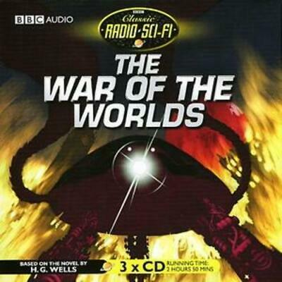 £4.72 • Buy War Of The Worlds, The - Classic Radio Sci-fi CD 3 Discs (2007) Amazing Value