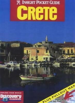 Crete Insight Pocket Guide By Unkown • 2.49£