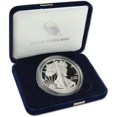 $56.70 • Buy 2019-W American Silver Eagle Proof (19EA)