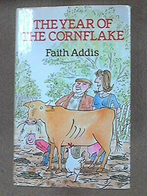 The Year Of The Cornflake, By Addis, Faith Hardback Book The Cheap Fast Free • 12.99£