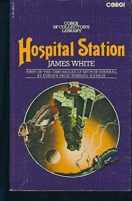 Hospital Station (Corgi SF Collector's Library) By White, James Book The Cheap • 5.49£