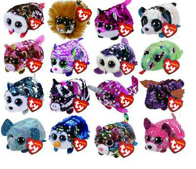 Ty Beanie Teeny Teenys Flippables Plush Soft Toy Teddy 6 Cm Brand New With Tags • 4.85£