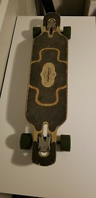 loaded longboard