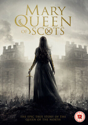 Mary Queen Of Scots DVD (2019) Camille Rutherford, Imbach (DIR) Cert 12 • 2.29£