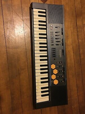 $79.99 • Buy Casio MT-500 Vintage 80s Electronic Keyboard Synthesizer Casiotone MT500 Japan