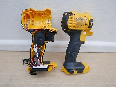 Brand New Dewalt Switch & Clamshell For A Dcd785 Type 10     18v Hammer Drill • 23.85£