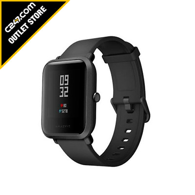View Details Xiaomi Mi Amazfit Bip Smartwatch - Black / Green - New • 69.97£