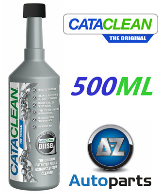 Cataclean - Diesel Fuel Car Exhaust Catalytic Converter Injector DPF Cleaner • 12.95£