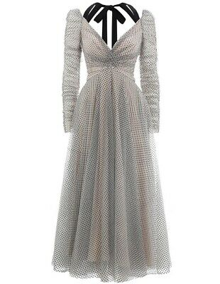 New With Tag $1,600 Authentic Zimmermann Tempest Ballet Dress Size 0 1 • 375$