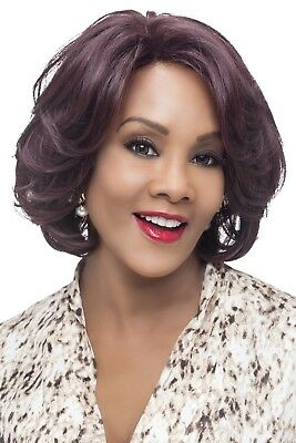 $40.23 • Buy Vivica Fox Lace Front Wig Short Feather Bump - GARDEN