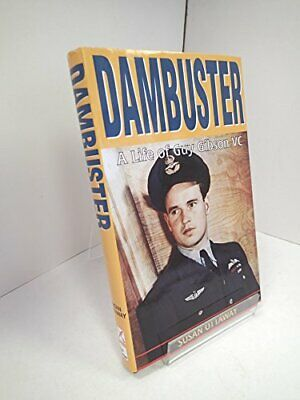 £6.99 • Buy Dambuster: A Life Of Guy Gibson, VC By Ottaway, Susan Paperback Book The Cheap