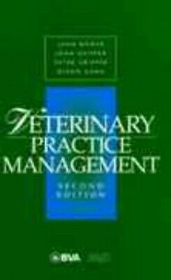 £9.50 • Buy Veterinary Practice Management By Gunn, Dixon Paperback Book The Cheap Fast Free