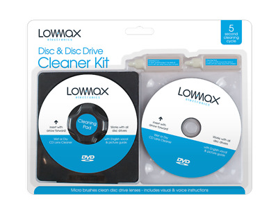 £3.45 • Buy Laser Lens Cleaner Cleaning Kit For PS3 PS4 XBOX ONE 360 DVD PLAYER CD DISC.