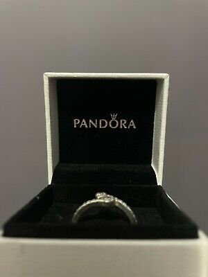 AU50 • Buy Pandora Forever Hearts Ring Size 54