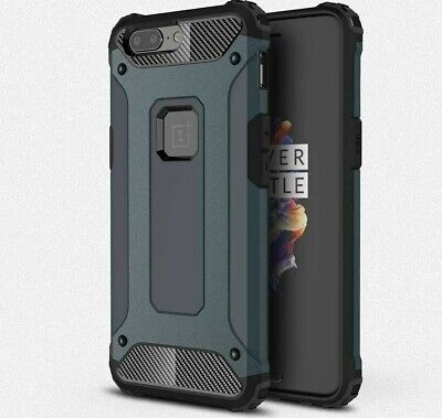 AU15.60 • Buy Protect Phone Case For Oneplus 6 6t 5t Luxury Armor Heavy Duty Anti-Knock Covers