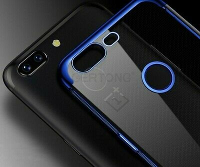 AU15.76 • Buy Phone Case For Oneplus 5 5T 6 6T Ultra Thin Soft Electroplate Shining Covers New