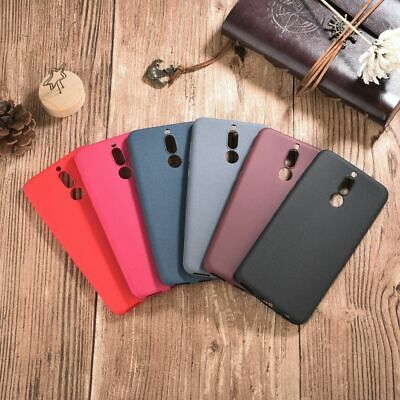 AU13.28 • Buy Case Soft Matte TPU Cover For OnePlus 6T 5T 5 6 Plain Business Phone Accessories