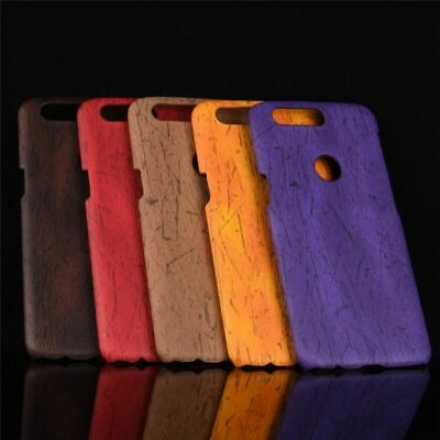 AU12.25 • Buy Case Cover For OnePlus 5 5T Retro Wood Patterned Anti-knock Fitted Phone Support