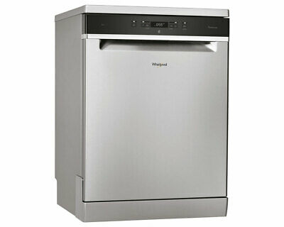 View Details Whirlpool WFC3C24PXUK 14 Place Stainless Steel Dishwasher  *2 Year Warranty* • 379.00£