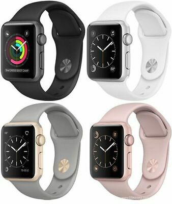 $ CDN244.92 • Buy Apple Watch Series 1 42mm 7000 Model Space Gray , Silver , Gold  Rose Gold