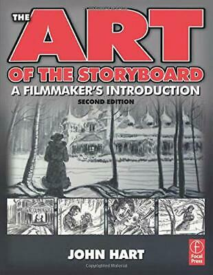 £10.47 • Buy The Art Of The Storyboard, 2nd Edition: A Filmmaker's... By Hart, John Paperback