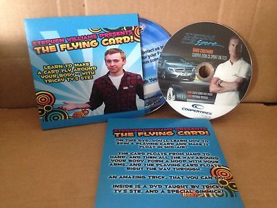 1 Sample Printed CD Or DVD Inkjet Or Thermal With Printed Card Wallet • 8.50£