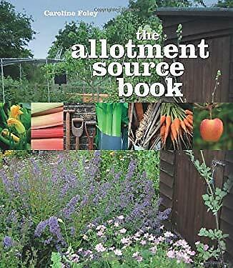 Allotment Source Book Hardcover Foley • 15.42£