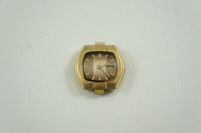$ CDN50 • Buy Vintage Seiko 17 Jewel Automatic Watch - 7009-5049, French Day/date, Gold Plated