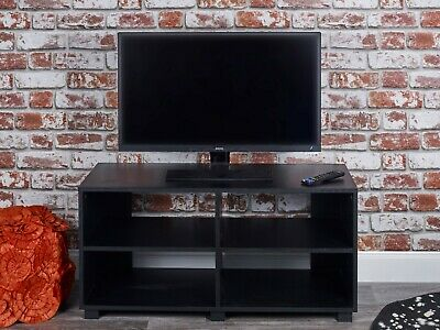 4 Section Wide Wooden TV Stand Furniture Unit Living Room Storage Media Cables  • 32.99£