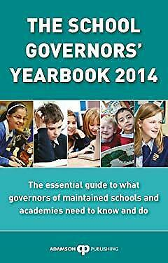 The School Governors' Yearbook 2014 By Various • 8.06£