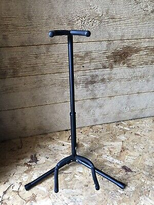 $ CDN33.51 • Buy Guitar Or Bass Stand Acoustic Or Electric..bundle Of 5