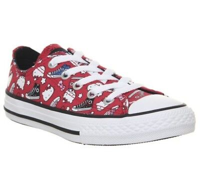 all star rosse converse