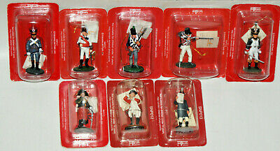 £3.99 • Buy Del Prado Collection Military Minitures 1/32 Die Cast Painted Lead Army 1800's