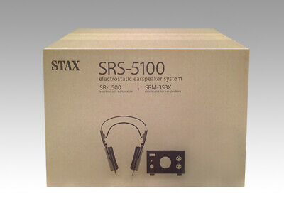 New STAX SRS-3100 Earspeaker System SR-L300 + SRM-252S From Japan F//S EMS