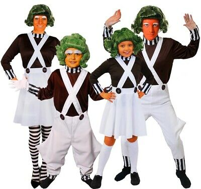 £13.99 • Buy Adult Or Child Factory Worker Costume World Book Day Fancy Dress Add Accessories