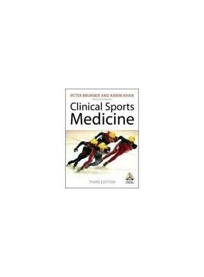 Clinical Sports Medicine (McGraw-Hill Spor... By Khan, Karim Mixed Media Product • 27.36£