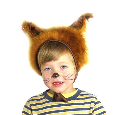 £9.20 • Buy Animal Red Squirrel Fancy Dress Hat Girls Boys Children Carnival Costume Party