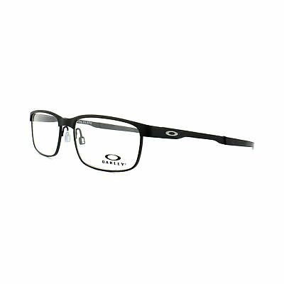 5fa2e43b57 Oakley Glasses Frames Steel Plate OX3222-0154 Powder Coal Optical Frame •  183.35